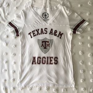 Recycled Karma Texas A&M Urban Outfitters tee M